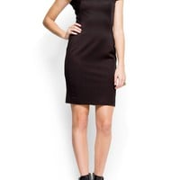 Mango Women's Cocktail Tube Dress