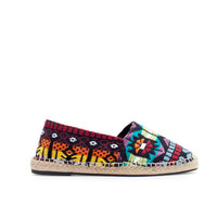 ETHNIC ESPADRILLE SLIP-ON - Flat shoes - Shoes - TRF - ZARA United States