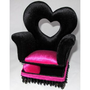 Hearts Chair Love Themed Unique Fashion Jewelry Box With Pillow And Mirror Fo...