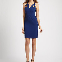 BCBGMAXAZRIA - Cutout Dress