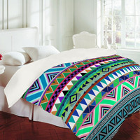 Bianca Green Esodrevo Duvet Cover