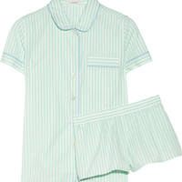 J.Crew|Vintage cotton pajama set|NET-A-PORTER.COM