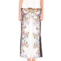 Wide Legged Floral Pants - 2020AVE