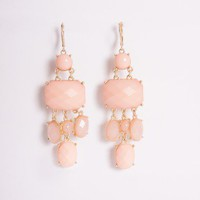 Plaza Chandelier Drop Earrings - Earrings - Accessories