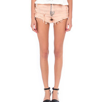 Open Pocket Flap Colored Shorts - 2020AVE