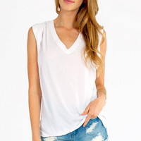 Keep It Basic V-Neck $19
