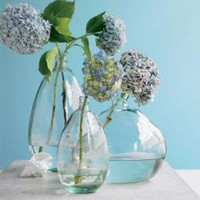 VivaTerra - Recycled Glass Balloon Vases