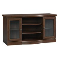 "Traditional TV Media Stand with Storage - Cherry (Fits TV upto 47"")"
