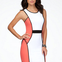 Colorblock Tank Dress - ONLINE EXCLUSIVE