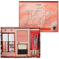 Benefit Cosmetics Go TropiCORAL Lip & Cheek Kit: Shop Combination Sets | Sephora