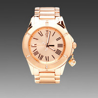 Juicy Couture Rich Girl Watch in Rose Gold from REVOLVEclothing.com