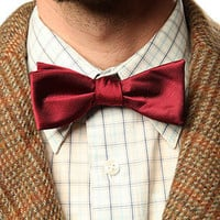 $29.99 ThinkGeek :: Doctor Who 11th Doctor's Bow Tie