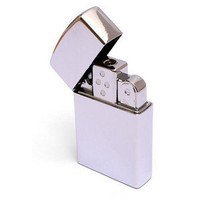 $29.99 ThinkGeek :: USB 8GB Flash Drive Lighter