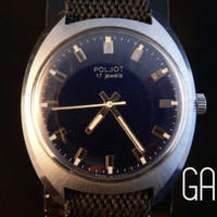 Vintage Poljot watch for men