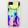 Magical Dreamcatcher iPhone & iPod Case by Amy McCuiston