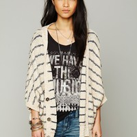 Free People Guided Latitude Cardigan