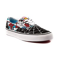 Vans Era Spider-Man Skate Shoe, Black White, at Journeys Shoes