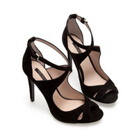 STRAPPY SANDALS - Shoes - Woman - ZARA United States