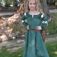 Merida, Brave Costume Dress