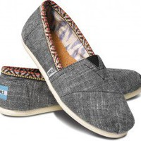 Chambray Trim Women&#x27;s Classics | TOMS.com