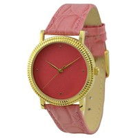 Pink Elegance Watch