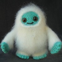 PATTERN for Adorable Monster Amigurumi by lucyravenscar on Etsy