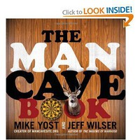 The Man Cave Cook Book [Paperback]