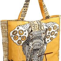 Echo Design Women's Elephant Tote