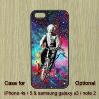 Nebula and Einstein --iPhone 4 case,iPhone 4S case, iPhone 5 case, Samsung Galaxy S3 case, Samsung Galaxy S4 case, Samsung Galaxy Note2 case