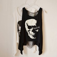Skull Tank Top from Kalliope&#x27;s Closet