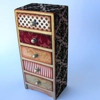 Parisian Gypsy Treasure/Trinket/Jewelry Box | sisterbutterfly - Housewares on ArtFire