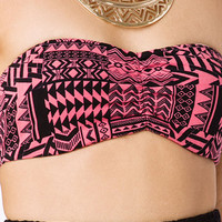 Tribal Print Bandeau | FOREVER 21 - 2041648389