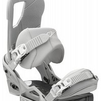 Burton Cartel EST Snowboard Bindings Cement 2013 - Mens