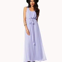 Essential Georgette Maxi Dress