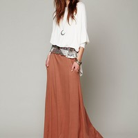 Free People Mad Cool Skirt