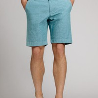 Bonobos Men's Clothing | Champlain Shorts - Green