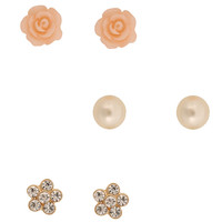 Feminine Stud Set