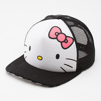Hello Kitty Trucker Hat