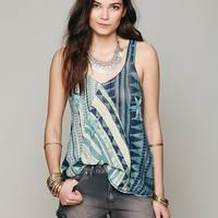 Free People Madagascar Yarn Tank