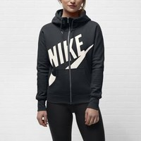 Nike Store. Nike Graphic Full-Zip Women's Hoody