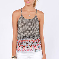 Print-ciples of Design Print Tank Top