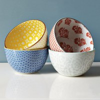 Modernist Bowls