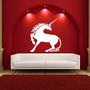 Unicorn Wall Decal - Mythological Animal Vinyl Decoration