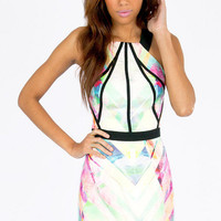 Finders Keepers War Machine Dress $220