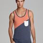 ALTERNATIVE Kick The Can Color Block Tank | Bloomingdale&#x27;s