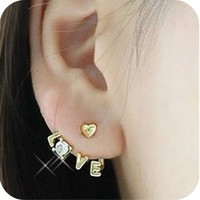 Love Earring ER002
