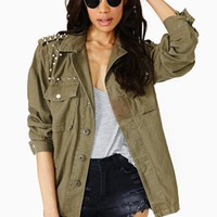 Tough Troop Army Jacket