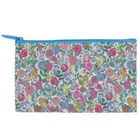 blooms flat pencil case at Paperchase