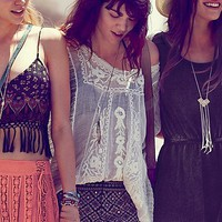 Free People Passage to India Tee