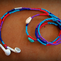 Gypsy Earbuds / CUSTOM by thelovelyharbour on Etsy